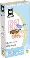 Cricut Shape Cartridge-Picturesque (並行輸入品)