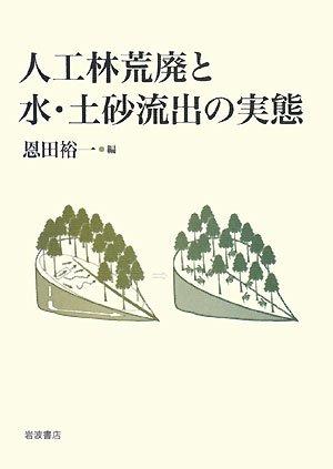 人工林荒廃と水・土砂流出の実態