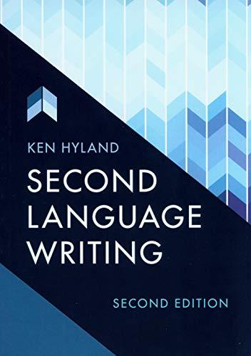 Download Second Language Writing 1108456413