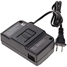 WiCareYo AC Power Supply Adapter Wall Charger US Plug For N64 Console