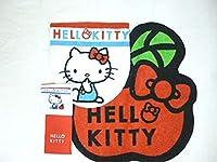 サンリオ HELL KITTY トイレ蓋カバー + トイレマット + ペーパーホルダカバー 洗浄・暖房便器 ハローキティー 3点セット