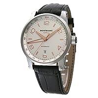 [モンブラン]Montblanc 腕時計 タイムウォーカー ボイジャー UTC 自動巻き 109136 メンズ 【並行輸入品】