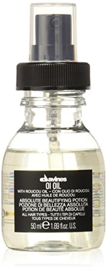 アマゾンジャングル有料めんどりダヴィネス OI Oil Absolute Beautifying Potion (For All Hair Types) 50ml/1.69oz並行輸入品