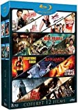 Blue Box : Trio Brd Cougar Club + Voyeurs.Com + Jeune Marie Et Gourmande / Trio Brd Jack Brooks + Grizzly Park + Mega Piranha / Trio Brd Max Le Geant + Boathouse + Diamond Dog / Trio Brd Woochi + Exit Speed + Fire Girls [Blu-ray]