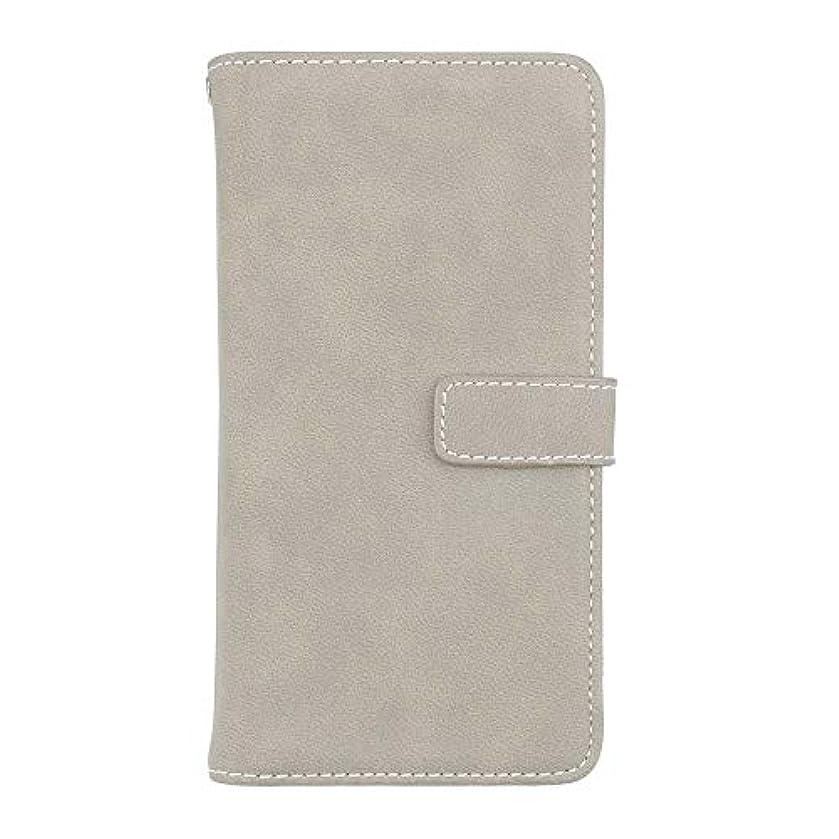 バルブコンクリート追加するXiaomi Redmi Note 5 高品質 マグネット ケース, CUNUS 携帯電話 ケース 軽量 柔軟 高品質 耐摩擦 カード収納 カバー Xiaomi Redmi Note 5 用, グレー