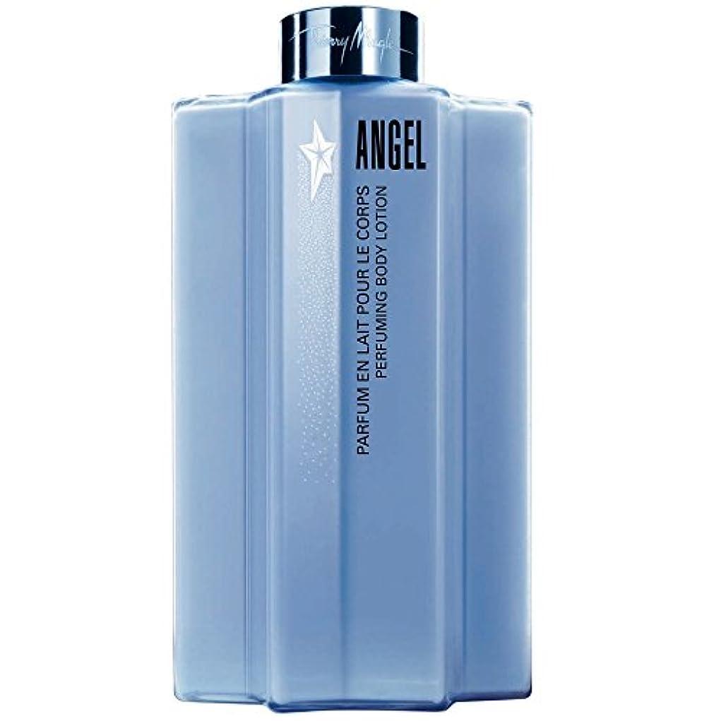 長さ津波有用ティエリー?ミュグレー天使のボディローション (Thierry Mugler) (x2) - Thierry Mugler Angel Body Lotion (Pack of 2) [並行輸入品]