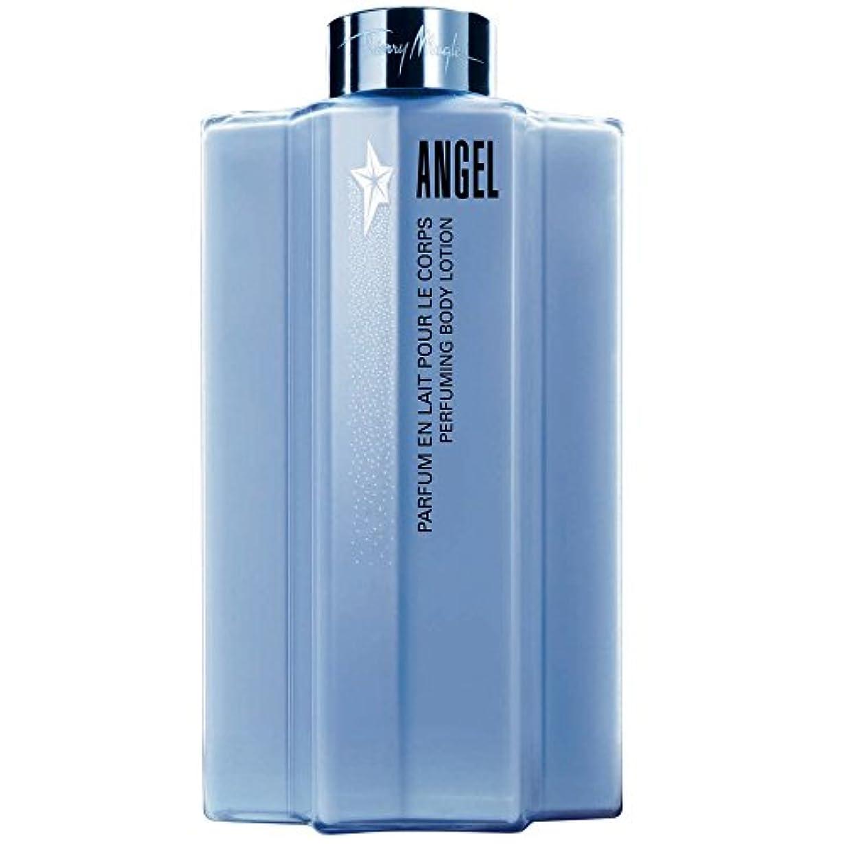 教養がある武器樹木ティエリー?ミュグレー天使のボディローション (Thierry Mugler) (x2) - Thierry Mugler Angel Body Lotion (Pack of 2) [並行輸入品]