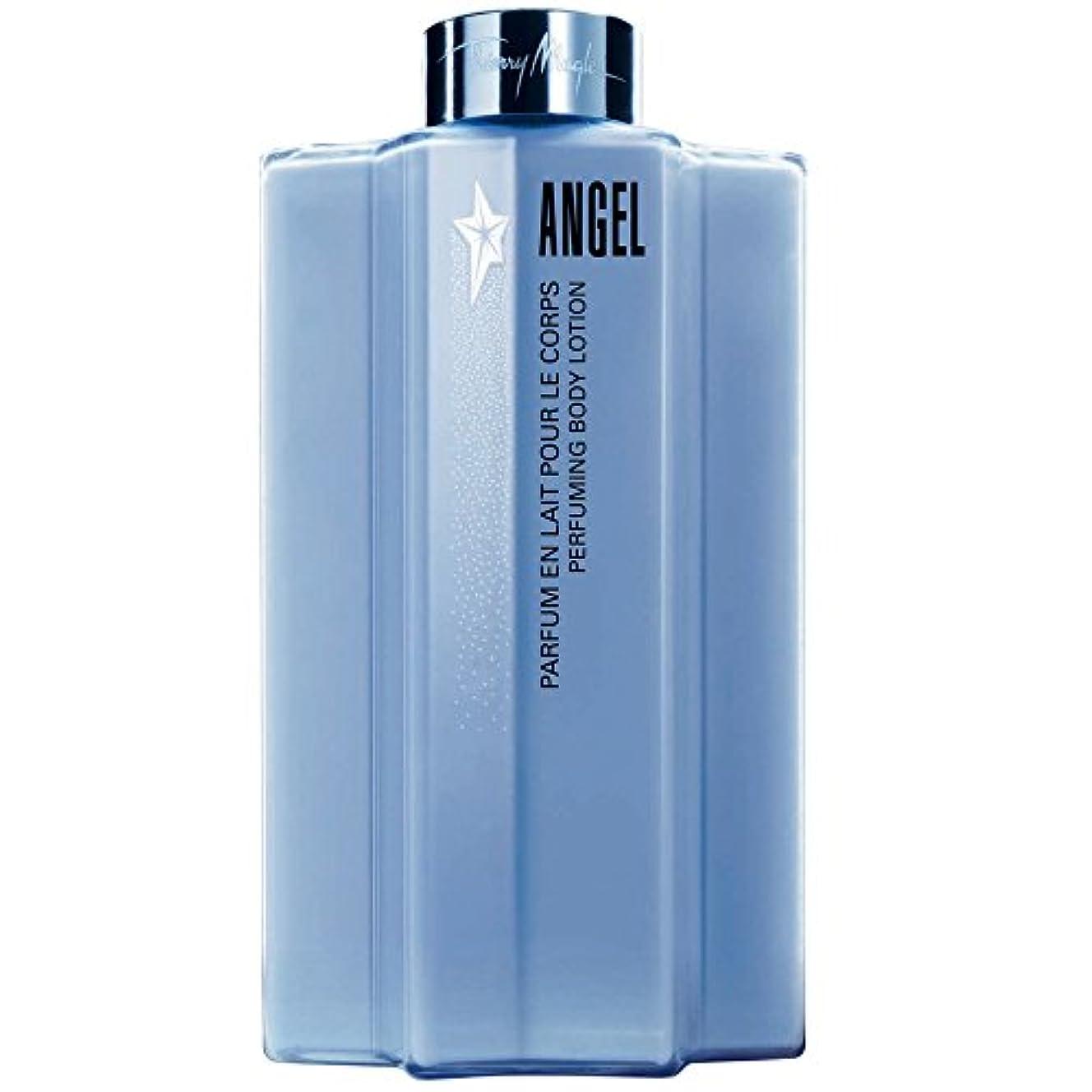 州ありがたい桁ティエリー?ミュグレー天使のボディローション (Thierry Mugler) (x6) - Thierry Mugler Angel Body Lotion (Pack of 6) [並行輸入品]