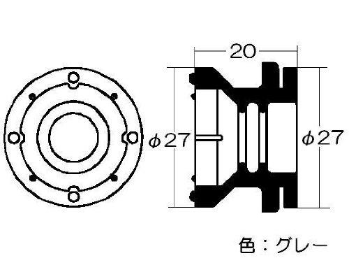 リンナイ ガス炊飯器専用部品 内ぶた取付パッキン 580-0040000