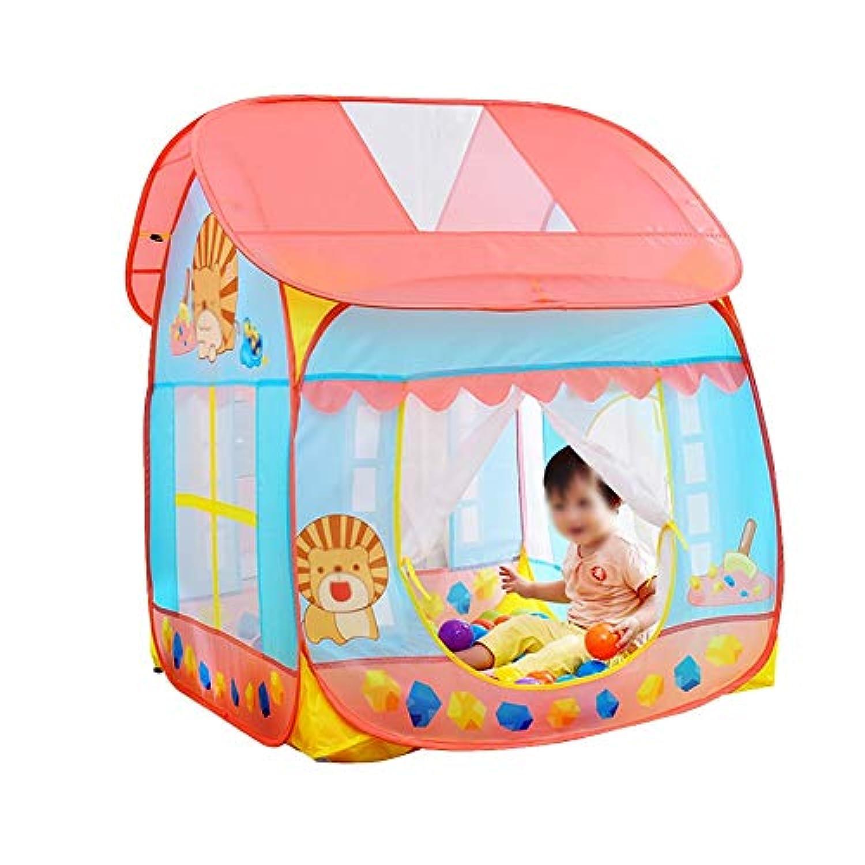 子供用の小さなテント折りたたみ式のおもちゃの部屋、携帯用の遊び場アクティビティセンター安全な遊び場