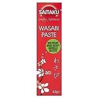 Saitaku Wasabi Paste (43g) Saitakuわさびペースト( 43グラム)