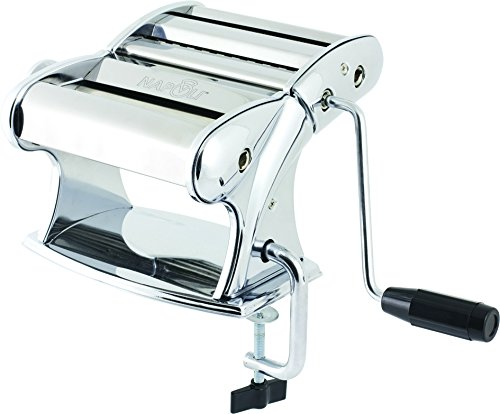 Davis & Waddell D2193 World Gourmet Pasta Machine, Gray