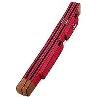 剣道 竹刀 木刀 収納バッグ 110cm 肩掛け 収納 ケース(ダブル重)
