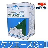 ニッペ ケンエースG-2 原色 1液 油性 溶剤 アクリル 艶消 (インディアンレッド 16Kg缶)