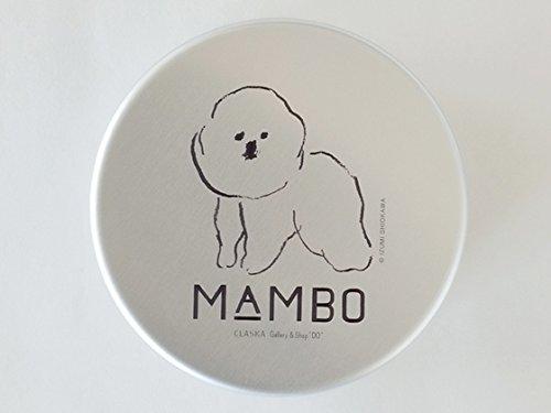 クラスカ Gallery & Shop ドー MAMBO アルミ弁当箱 丸型