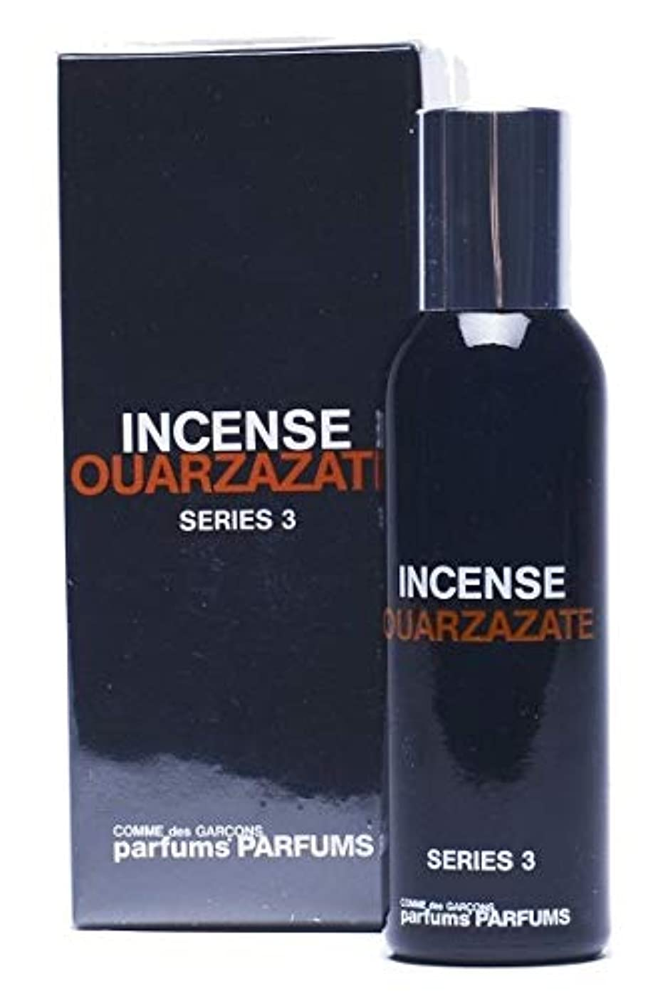 しっかりエンドウ放射能Comme des Garcons Series 3 Incense: Ouarzazate Eau De Toilette 1.7 oz / 50 ml New In Box