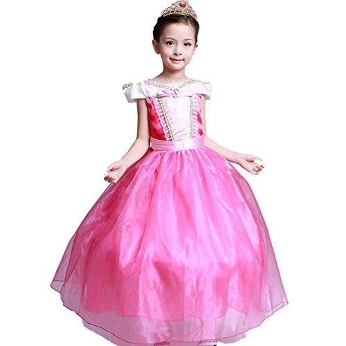美女 プリンセス ハロウィン なりきり ドレス ワンピース 女の子 しっかり3層構造 ふんわり 子供...