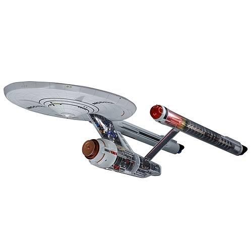 Star Trek スター・トレック TOS スターシップ U.S.S. Enterprise NCC-1701 (カッタウェイ モデル) 並行輸入品