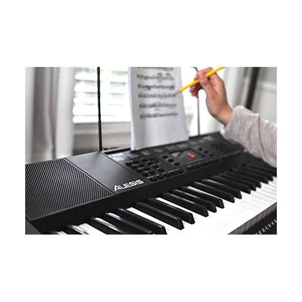 Alesis 電子キーボード 61鍵盤 初心者...の紹介画像7