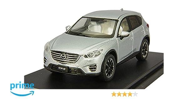 Hi Story 1//43 Mazda CX-5 2017 Sonic Silver Metallic
