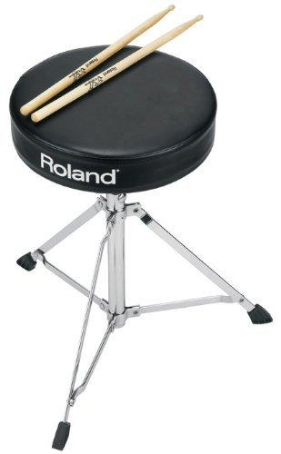 Roland ローランド ドラムアクセサリー DAP-2 ドラムスティック ドラム用イスセット