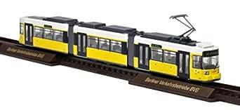 鉄道コレクション 鉄コレ ワールド鉄道コレクション ベルリン市電 1000タイプ ジオラマ用品 (メーカー初回受注限定生産)