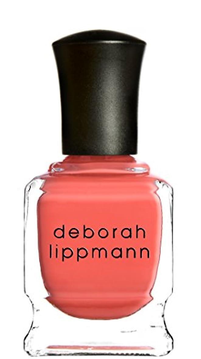 洗練された雷雨首[Deborah Lippmann] デボラリップマン ポリッシュ ピンク系 15mL (ガールズ ジャスト ウォント トゥ ハブ ファン)