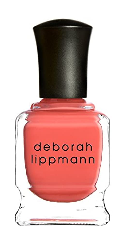 好奇心請求書紛争[Deborah Lippmann] デボラリップマン ポリッシュ ピンク系 15mL (ガールズ ジャスト ウォント トゥ ハブ ファン)