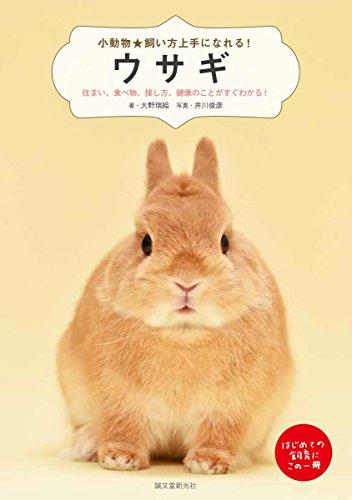 ウサギ: 住まい、食べ物、接し方、病気のことがすぐわかる! (小動物☆飼い方上手になれる!)