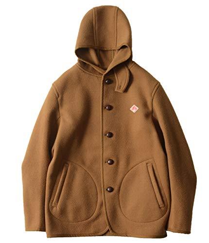 ウールモッサ シングルフードジャケット・jd-8458-wom・jd-8455-wom ダントン