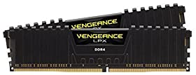 CORSAIR DDR4 メモリモジュール VENGEANCE LPX Series 8GB×2枚キット CMK16GX4M2A2666C16