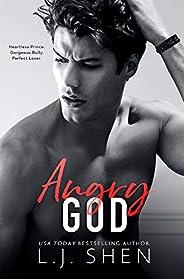 Angry God (All Saints High Book 3)