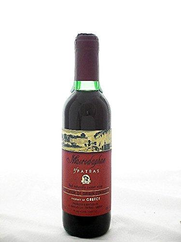 カレラ マヴロダフニ・オブ・パトラス O.P.E.【ギリシャ産・赤ワイン・甘口・375ml】