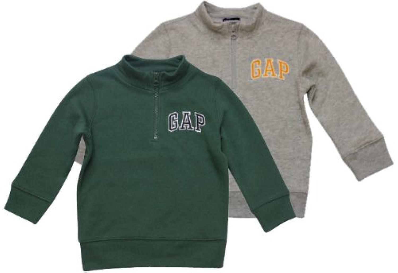 BABY GAP(ベビーギャップ) モックネックロゴトレーナー 3T Green [並行輸入品] [ウェア&シューズ] [ウェア&シューズ]