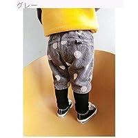 冬服 新しいデザイン 赤ちゃん 裏起毛 手厚い パンツ 男児 コーデュロイ スリムパンツ