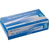 共和 プラスチック手袋 粉付 No.1000 S 10箱