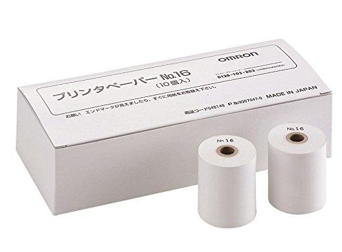 OMRON プリンタ用紙 10巻入(全自動血圧計HBPPAP...