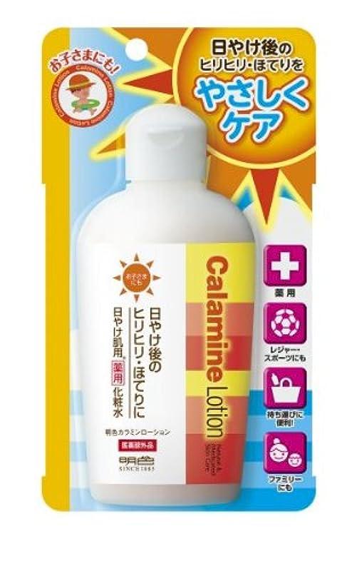 被る家庭アレイ明色化粧品 カラミンローション 155mL (医薬部外品)