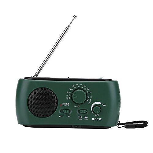 非常用 ラジオライト 多機能 防災ラジオ LED懐中電灯 高...