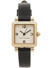 [マークジェイコブス] 腕時計 MARC JACOBS MJ1545 ホワイト レディース ゴールド ブラック [並行輸入品]