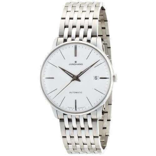 [ユンハンス]JUNGHANS 腕時計 自動巻き マイスター オートマティック 027 4111 44 メンズ 【正規輸入品】