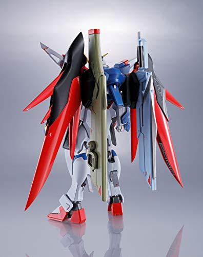 METAL ROBOT魂 機動戦士ガンダムSEED DESTINY[SIDE MS] デスティニーガンダム 約140mm ABS&PVC&ダイキャスト製 塗装済み可動フィギュア