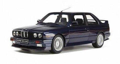 OTTO オットー OT141 1/18 BMW E30 B6 アルピナ 3.5S 1988 メタリックブルー