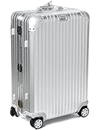 (リモワ)/RIMOWA キャリーバッグ メンズ TOPAS スーツケース ELECTRONIC TAG(エレクトロニックタグ) 64L シルバー 92463005-0002-0013 [並行輸入品]