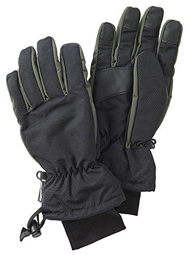 [해외]프로 몬테 윈터 트레일 장갑 블랙 | 그레이 GB056U/Promonte Winter Trail Glove Black | Gray GB 056 U