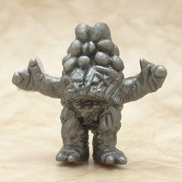 ウルトラ怪獣消しゴム No.108 ブラコ星人(銀)|ウルトラセブン 円谷プロ