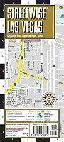 Michelin Streetwise Las Vegas: City Center Map of Las Vegas, Nevada (Michelin Streetwise Maps)