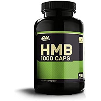 Optimum Nutrition - HMB 1000 mg 90カプセル