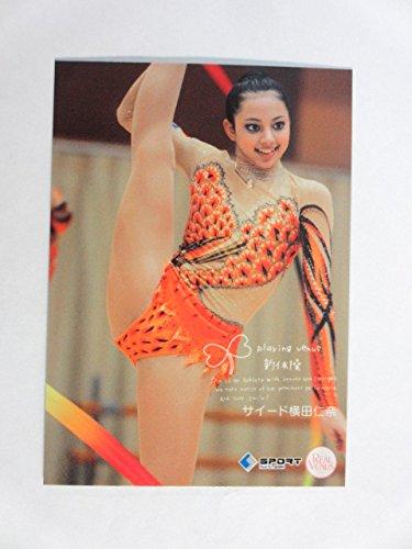 BBM2012リアルヴィーナス【レギュラーカード】65サイード横田仁奈/新体操