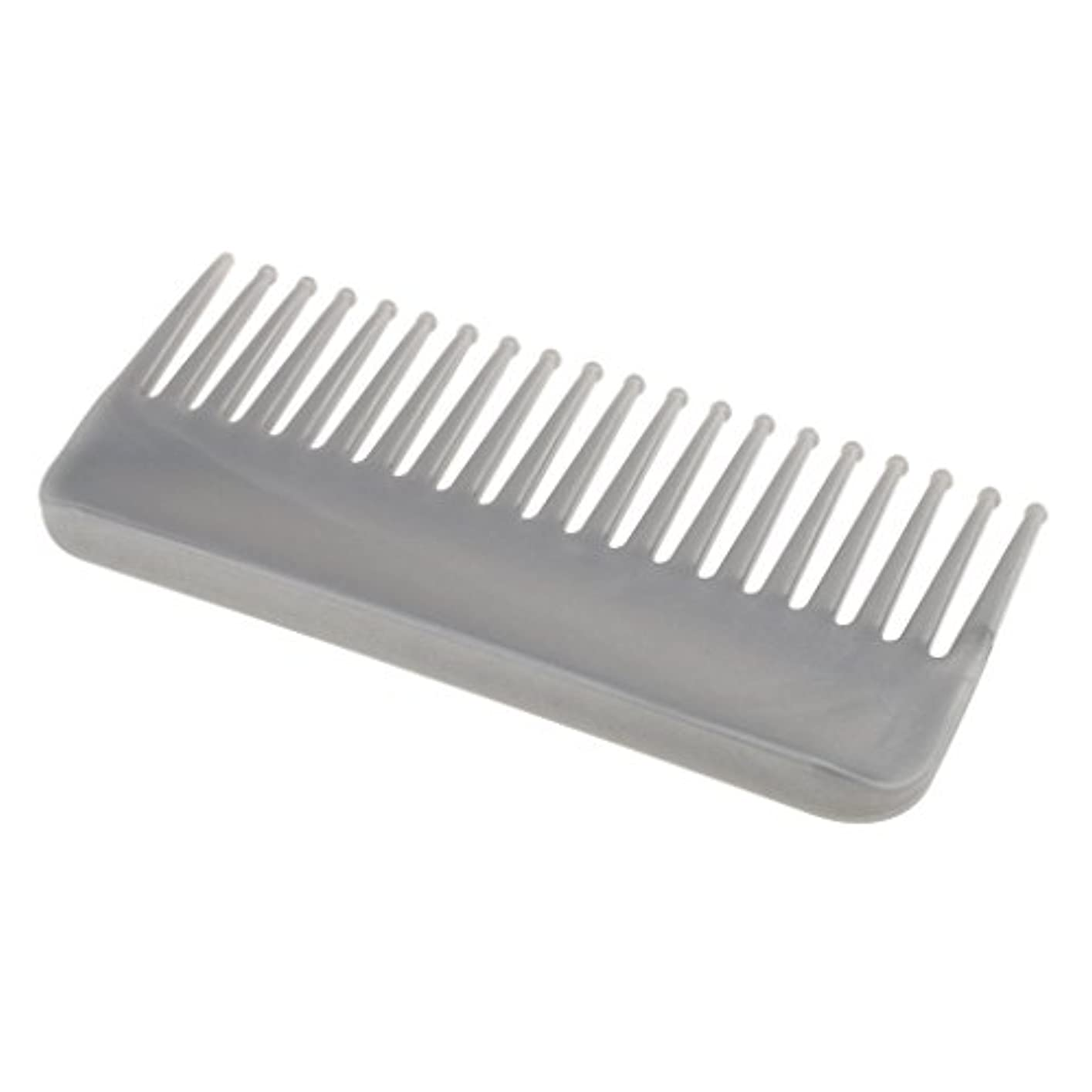 退却からに変化するさらにCUTICATE プラスチック製の絡みのない広い歯のヘアブラシサロンヘアケアマッサージツール